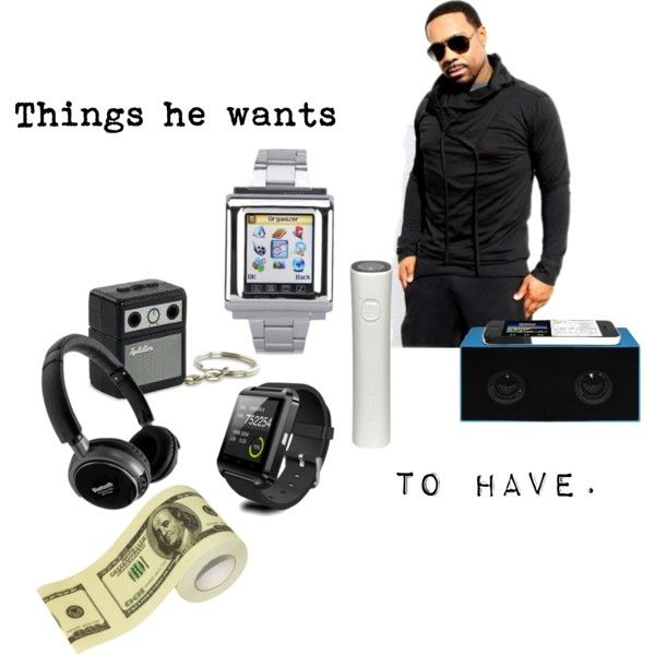Things he wants to have. by itcould-befree on Polyvore