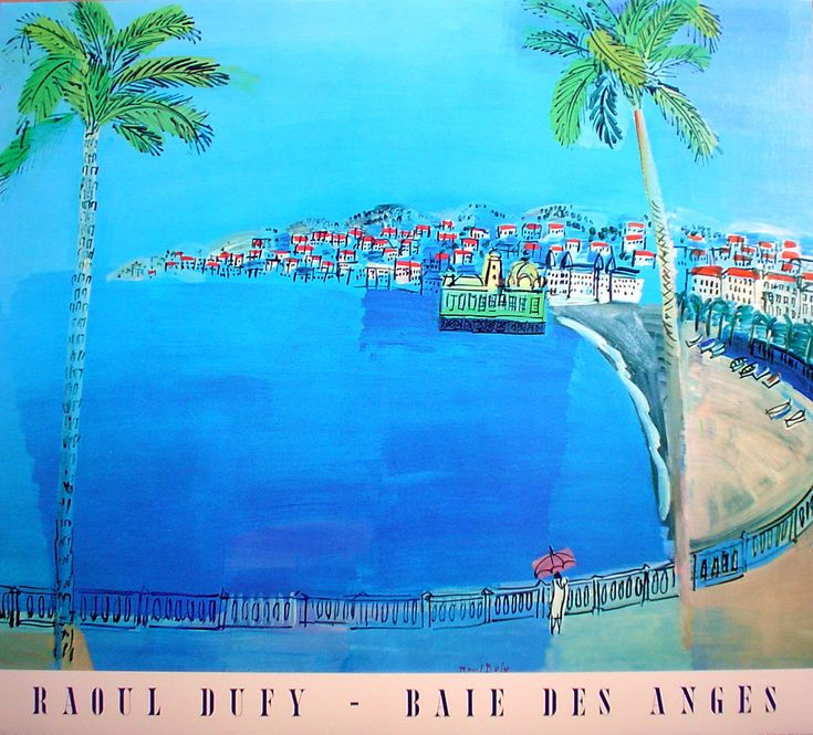 Raoul Dufy --Land and Sea                                                       …