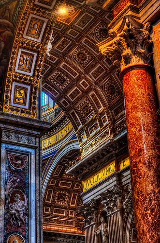 1000  Images About St  Peters Basilica  Rome  Italy On
