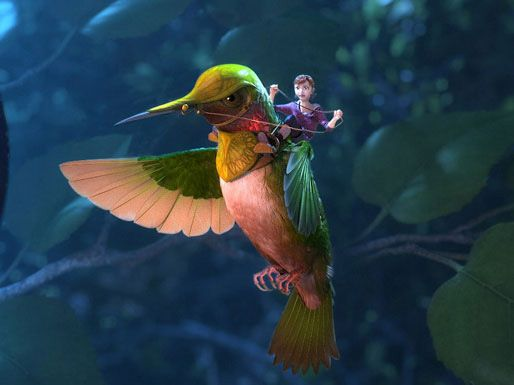 epic movie hummingbird - Google Search