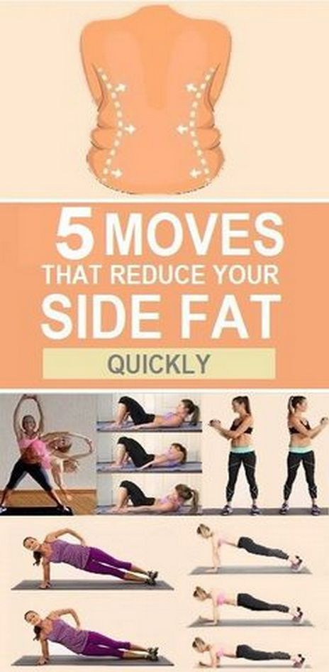 5 Exercises to Lose Your Love Handles