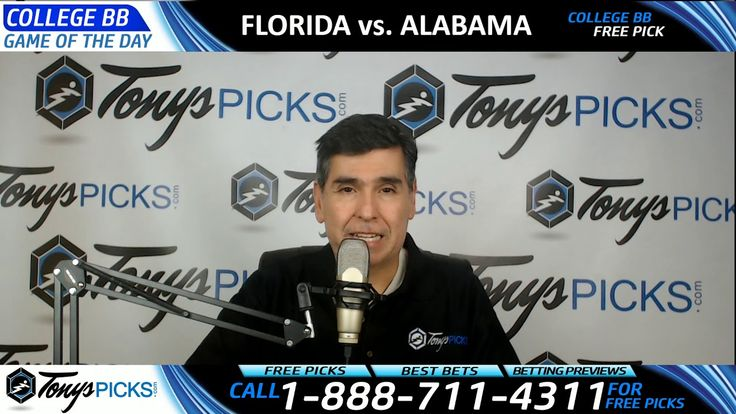 Florida Gators vs. Alabama Crimson Tide Predictions 2/27/18