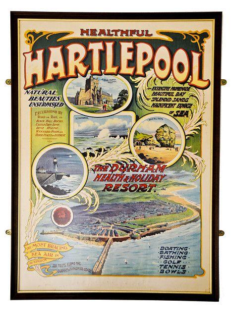 healthful Hartlepool - my home town!