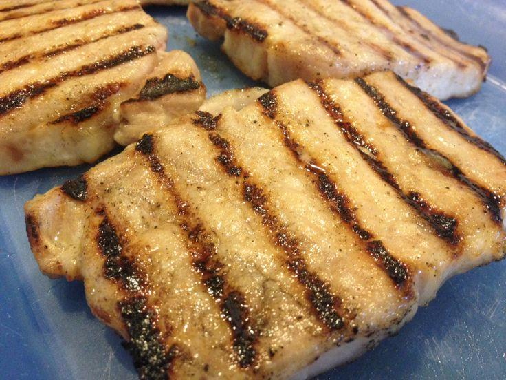 how to cook juicy boneless pork chops