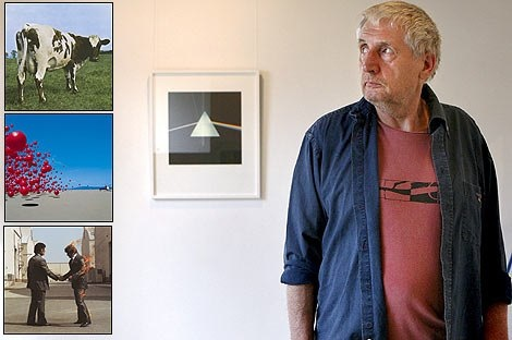 Storm Thorgerson, the artist & graphic designer behind many an iconic album cover, has passed away peacefully in his home aged 69 after a long battle with cancer.  Best known for his work with Pink Floyd (most notably the famous cover for Dark Side of the Moon), he designed covers for a plethora of other artists including: Black Sabbath, Anthrax, Audioslave, Dream Theater, Peter Gabriel, Led Zeppelin, Muse, Steve Miller Band, Megadeth, Powderfinger & Ween, to name but a small selection.
