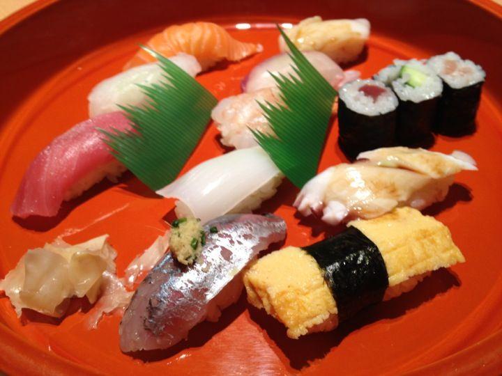福岡市, 福岡県 の ひょうたん寿司 本店