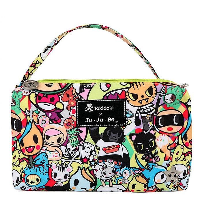 Jujube Be Quick Tokidoki Carry All Pouch