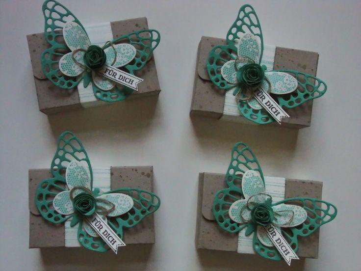 Kreativ am Deich : ....Schmetterlingsbox....