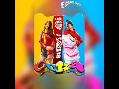 COKA Sukh-E WHATSAPP STATUS || COKA SONG Full Screen Status Sukh-E Disclaimer :-…