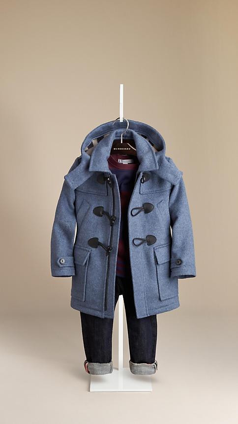 Childs Duffle Coat Han Coats
