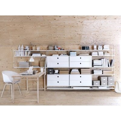 String work desk | Storage & Shelving | Furniture | Shop | Skandium