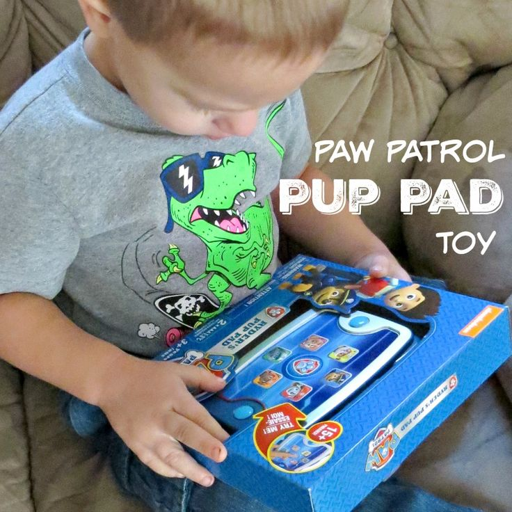 The Paw Patrol Pup Pad - read our toy review and you decide if its too cool to pass up!