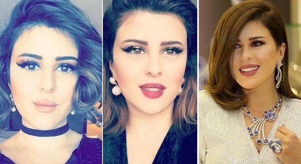 أجمل الاطلالات الجمالية لـ نور خالد الشيخ خطيبة خالد الشاعر مجلة هي Beauty Hair Styles Hair Wrap