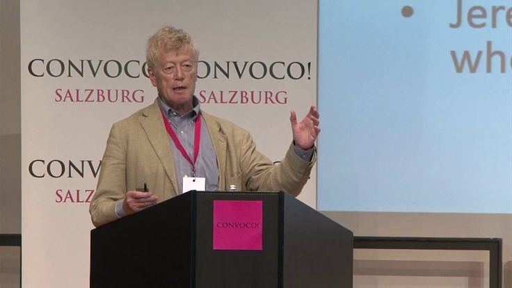Roger Scruton - Parliamentary Democracy, Brexit and Governmental Account...