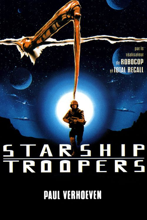 Watch Starship Troopers Full-Movie