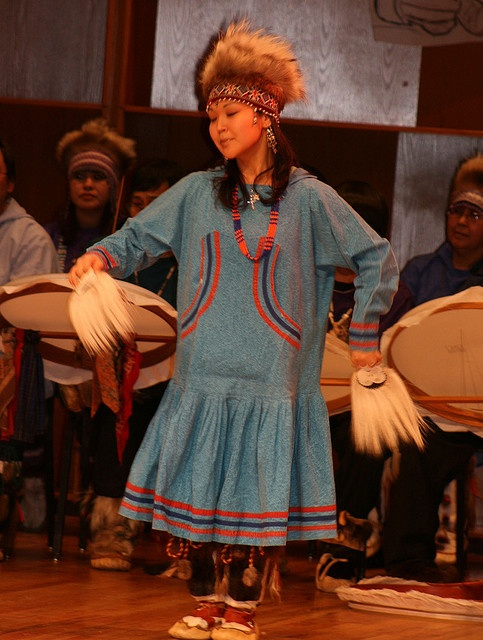 the main characteristics of the inuit culture The main instrument of inuit ceremonies and dances was the shallow, one-sided drum most drums  inuit art played an important role in their culture they used.