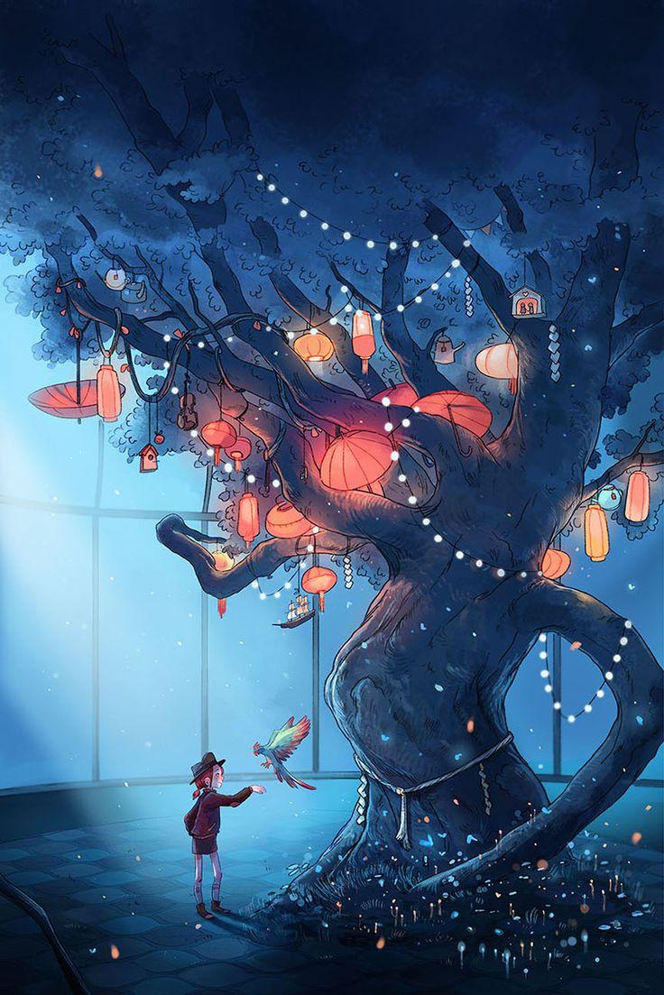 The Art Of Animation, Aurelie Neyret