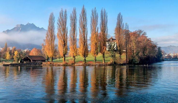 Lucerne Lake/ Switzerland