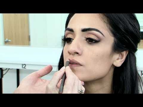 Middle Eastern Eye Makeup Tutorial Part 2; is there anything more beautiful than Persian women?