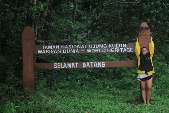 Taman Nasional Ujung Kulon - 1 Januari 2014