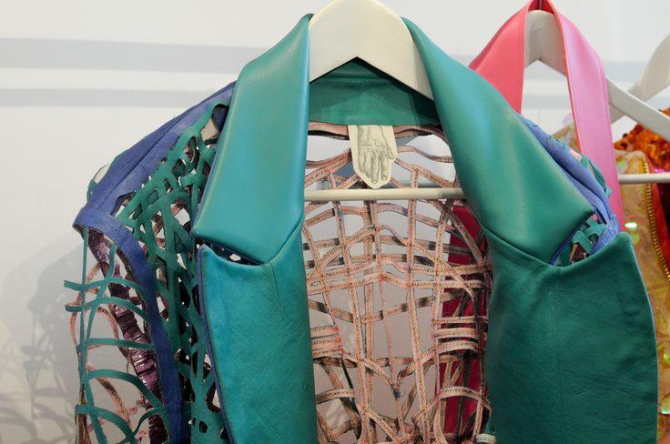 Graduate Fashion Week 2015 Exhibition