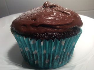 Reason's To Smile!!: Chocolate Cupcakes