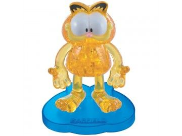 Puzzle 3D crystal puzzle - Garfield