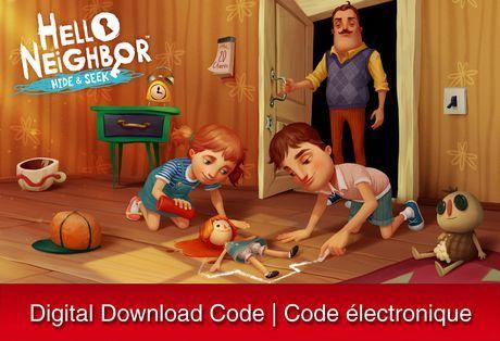 Tinybuild Games Switch Hello Neighbor Hide And Seek