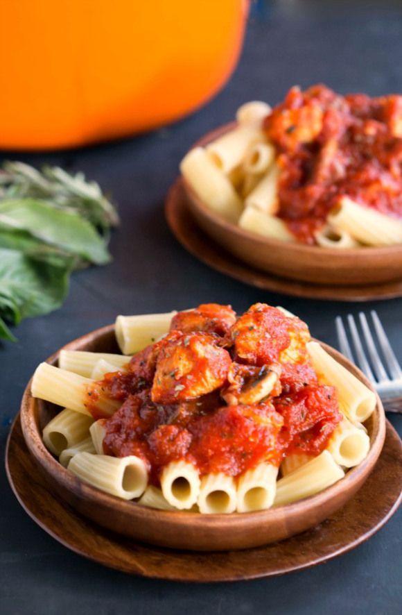 Easy Chicken Cacciatore | Recipe | Chicken cacciatore, Meals and ...