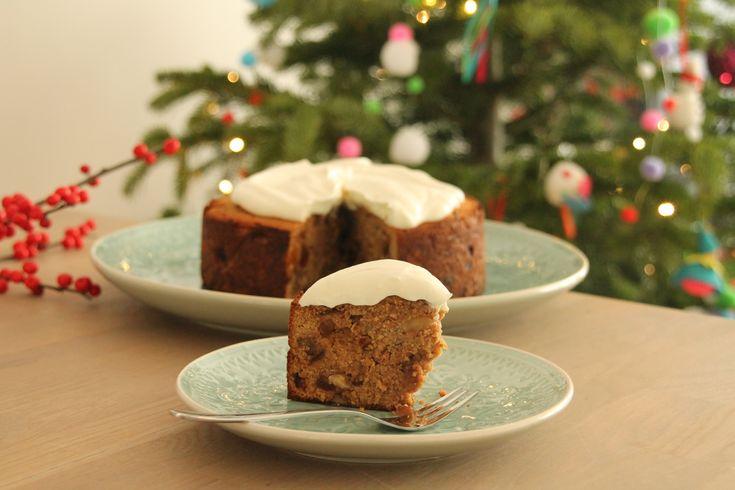 Christmas cake of Christmas pudding is een traditioneel Engels kerst (na)gerecht. Het is een cake die over het algemeen uit 13 ingrediënten bestaat, op deze manier symboliseert de cake Jezus Christ...