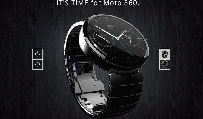 شوید MOTO 360 فقط با 165 دلار صاحب اسمارت واچ