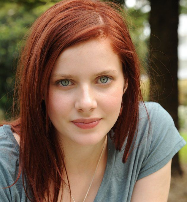 Rachel Hurd Wood 50 Shades Of Red Auburn Red Ginger