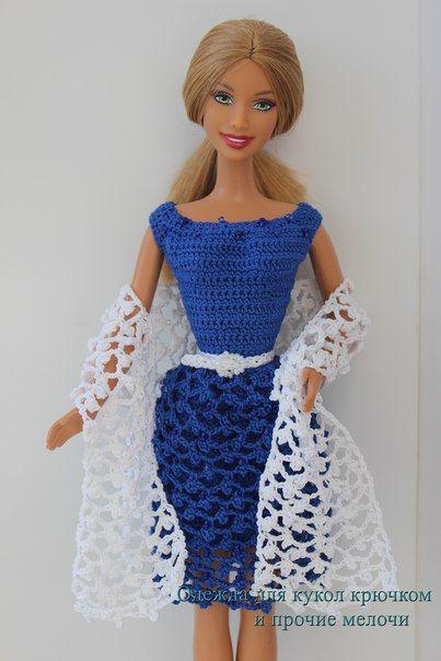 338 besten mya Bilder auf Pinterest   Häkelpuppen, Barbiekleidung ...
