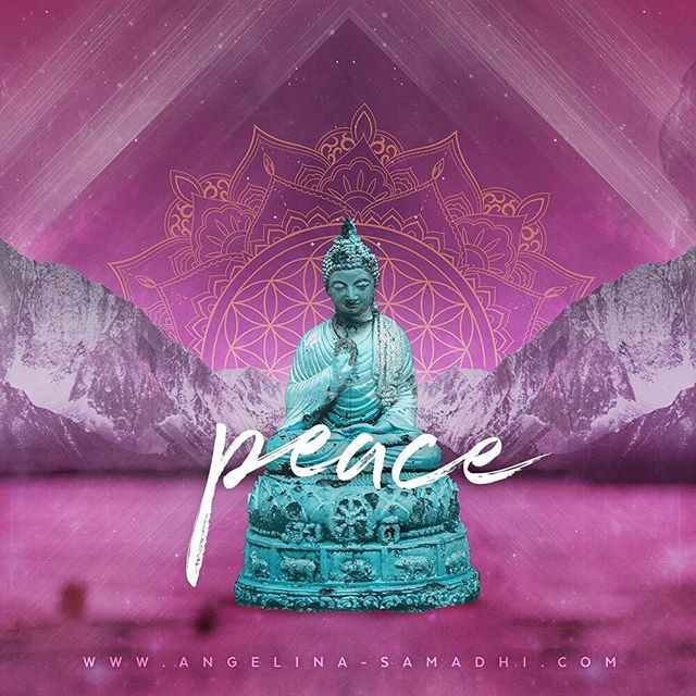Peace can only be found by diving deep within ourselves to find the place of stillness...the place where the whole universe dwells in perfect balance. #peace #meditation #buddha #change #transformation