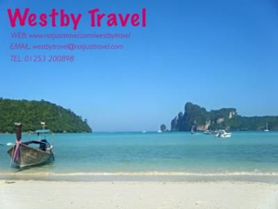 Westby Travel is a Wedding Supplier of Hen Party, Stag Party, Honeymoon. Are you planning your Big Day and looking for wedding items, products or services? Why not head over to MyWeddingContacts.co.uk and take a look at Westby Travel's profile page to see what they have to offer. Helping make your wedding day into a truly Amazing Day. Oh, and good luck and best wishes with your Wedding.