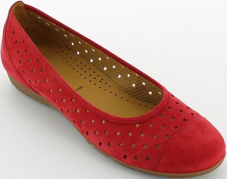 Gabor női bőr félcipő