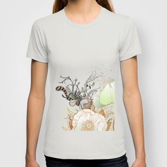 FLOWER SOL T-shirt