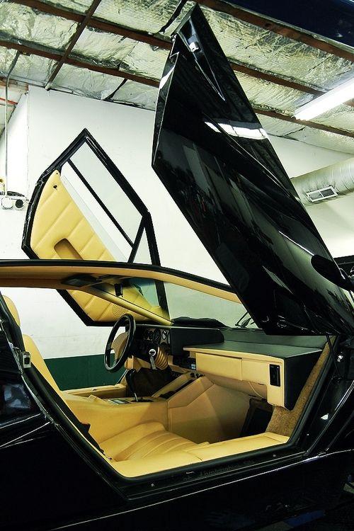 1988 Lamborghini 25th Anniversary Countach