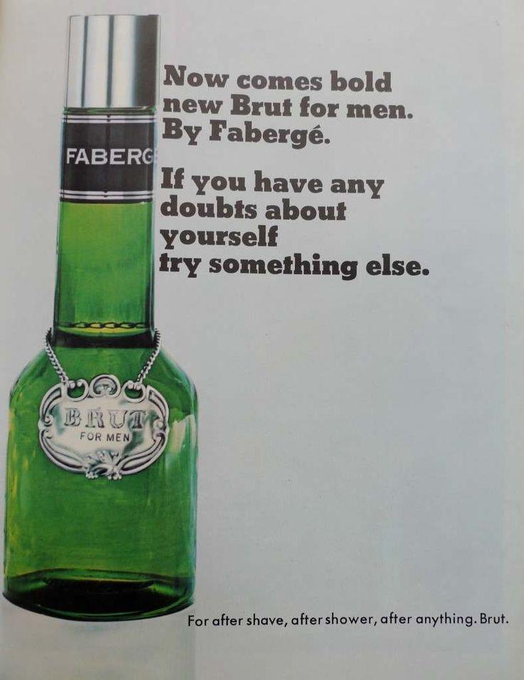 Brut, 1967 aftershave