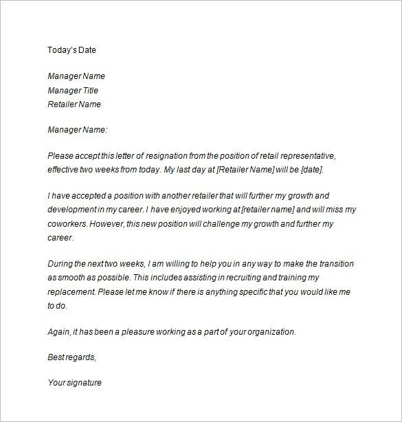 How To Write A Two Weeks Notice Letter Bbq Grill Recipes