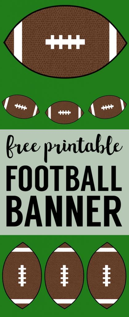 Best 25 Football Party Decorations Ideas On Pinterest