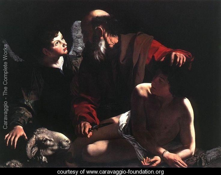 The Sacrifice of Isaac c. 1605