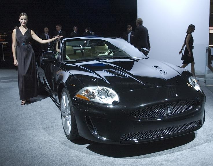 Jaguar at the Francfort Motorshow 2009