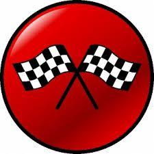 Resultado de imagen de banderines de carreras