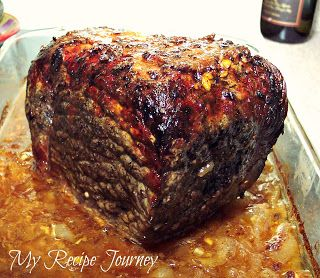 My Recipe Journey: Portuguese Pot Roast!