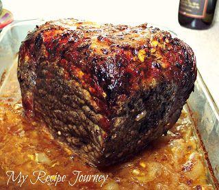 My Recipe Journey: Portuguese Pot Roast!