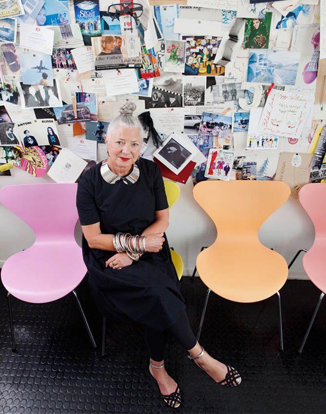 Wendy Dagworthy OBE by Nancy Honey