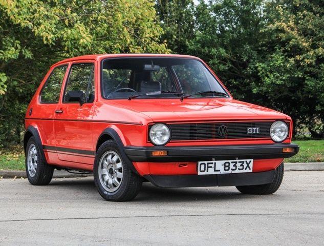 1981 VW Golf | Classic Driver Market
