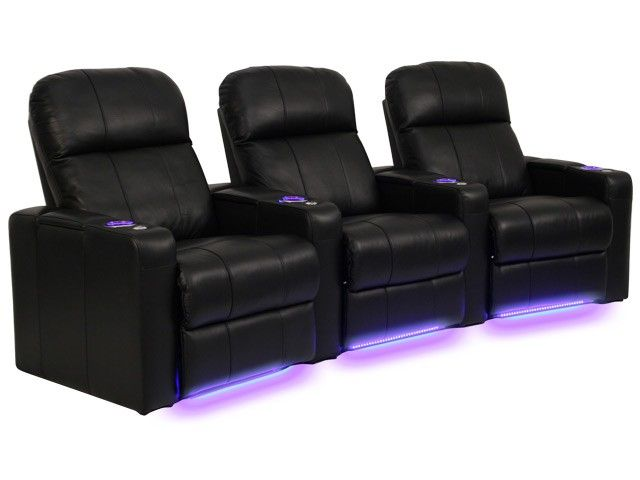 Seatcraft Venetian Home Theater Seating