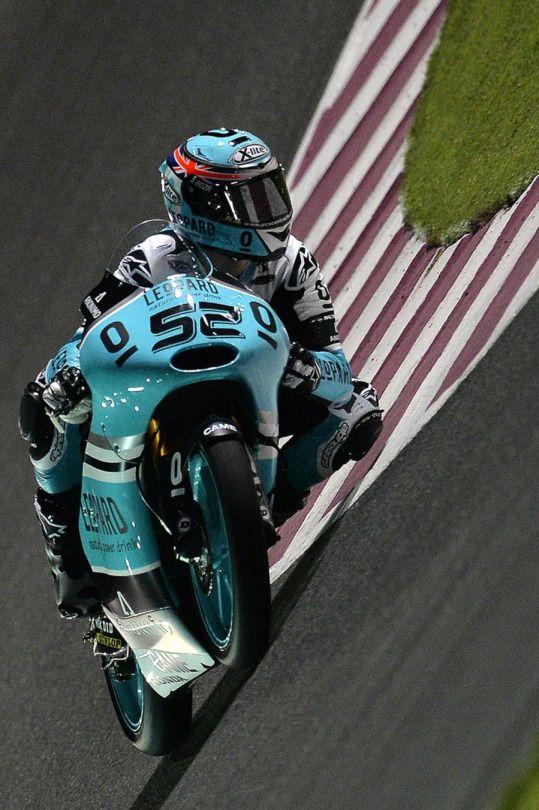 Moto3 #52 Danny Kent - Leopard Racing Honda. He will make history in MotoGP.